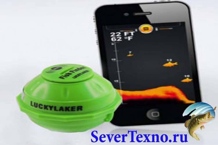 Fish finder luckylaker ff916