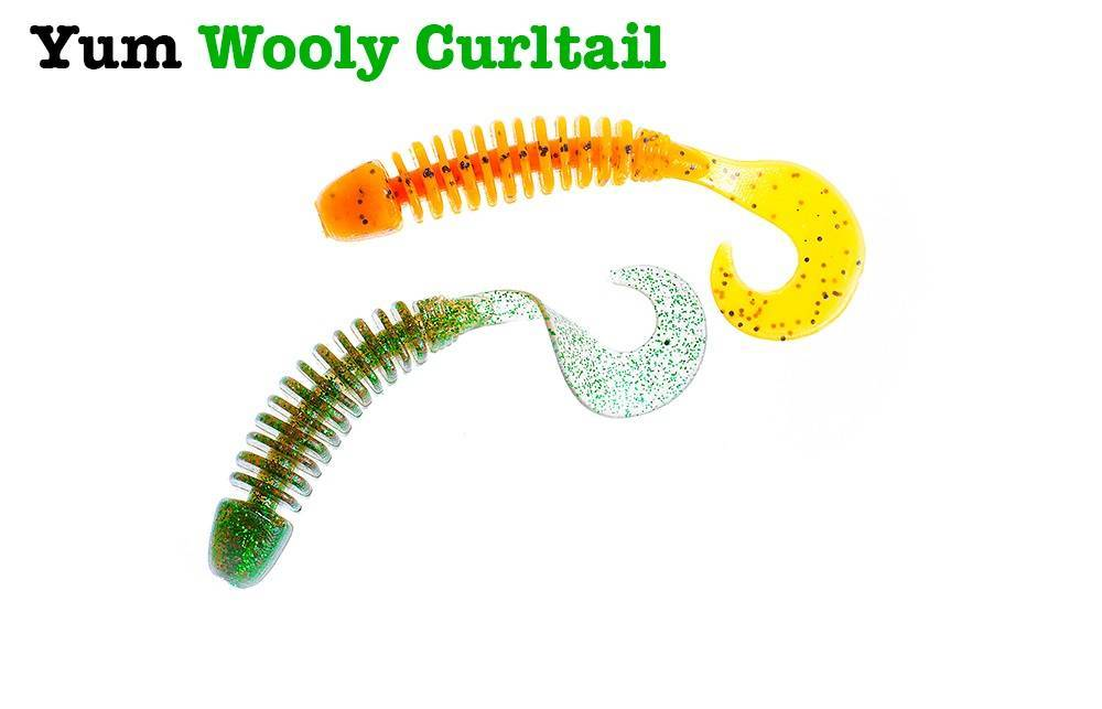 Yum Wooly Curltail